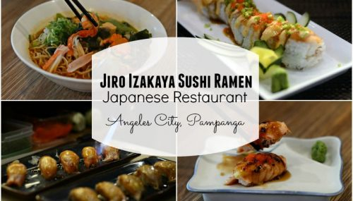 Jiro Japanese Restaurants in Angeles City Pampanga (0)